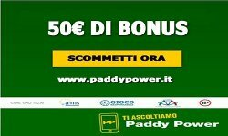 Recensione Paddy Power
